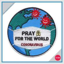 COVID-19 - PRAY FOR THE WORLD CORONAVIRUS