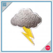 Embroidery Patch - Thunder Cloud