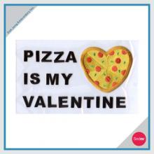 自黏膠膜組-PIZZA IS MY VALENTINE
