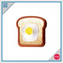 Embroidery Patch - Egg Toast