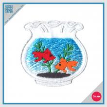 Embroidery Patch - Fish Bowl