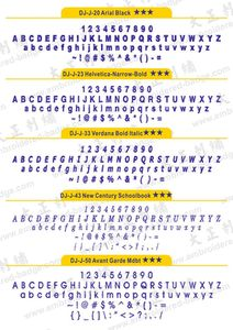Key-In Fonts-DJ-J