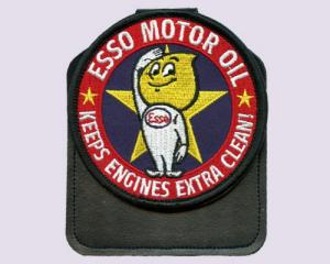 Esso Pocket Embroidered Badges (W/Magnet)