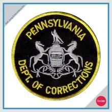 POLICE EMBROIDERY PATCH - PENNSYLVANIA DEPT. OF CORRECTIONS