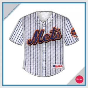 EMBROIDERY PATCH - METS
