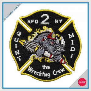 EMBROIDERY PATCH - QUINT