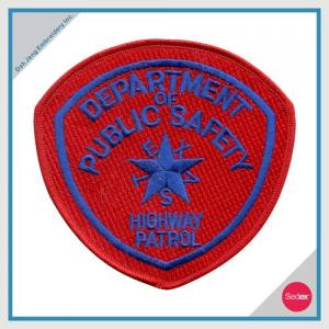 POLICE EMBROIDERY PATCH - DEPARTMENT OF PUBLIC SAFETY