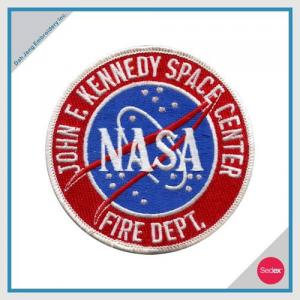 EMBROIDERY PATCH - JOHN NASA
