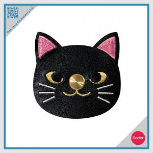 Embroidery Cat Earphone Winder / Wire Collector