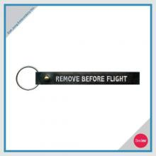 刺繡鑰匙圈 - REMOVE BEFORE FLIGHT
